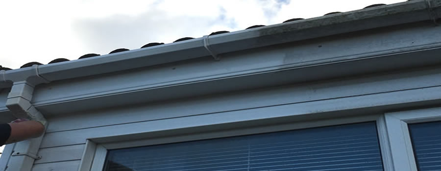 Roofline & UPVC Cleaning